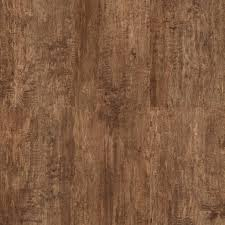 Trafficmaster Laminate Flooring Premier Glueless Laminate Flooring Dark Maple