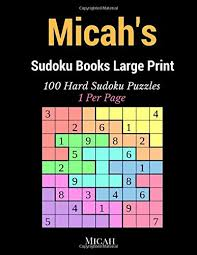 large print books for elderly s sudoku books large print 100 sudoku puzzles 1 per