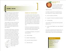 Sample Resume For Job Fair by 10 Best Images Of Job Brochure Examples Career Brochure Example