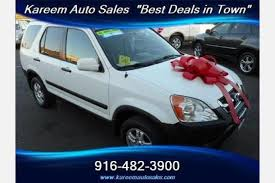 blue book value 2004 honda crv used 2004 honda cr v for sale pricing features edmunds