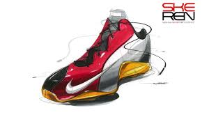 shoes sketch u0026 design basketball shoes youtube
