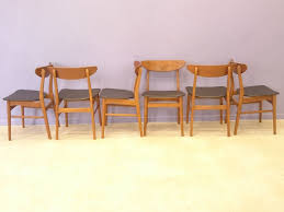 set of 6 scandinavian chairs farstrup 210 1960s design market