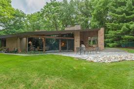 mcm home perfect midcentury modern home in bloomfield hills sells for just