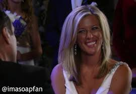 carlys haircut on general hospital show picture carly corinthos s crystal drop wedding earrings general hospital