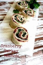 i thee cook cranberry turkey pinwheels