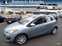 mazda 2 sport 2013 clear water blue metallic mazda mazda2 sport 72203754 photo