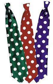 Jumbo Halloween Costumes Jumbo Clown Tie Accessories U0026 Makeup