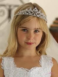 communion headpiece rhinestone communion crown headpiece veil beautiful