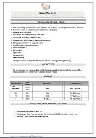 latest resume model the 25 best resume format for freshers ideas on pinterest