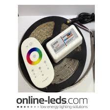 energy saving 10m rgbw plug and play waterproof rf controller led