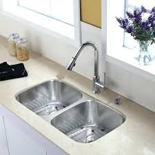 Best Faucet Kitchen by Double Faucet Single Sink U2013 Wormblaster Net