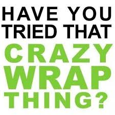 that wrap thing you tried that wrap thing crazeewrappingirl