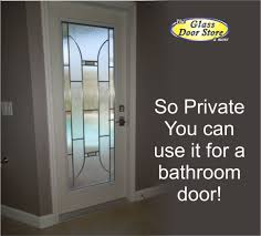 Modern Bathroom Door Bathroom Doors The Glass Door Store