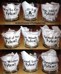 graduation favors to make diy chalkboard labels easy and inexpensive psmm