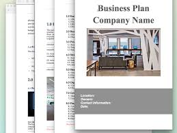 internet cafe business plan sample pages black box business plans