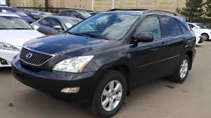 lexus suv 2004 models pre owned grey 2004 lexus rx 330 awd walk around review deer