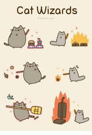 Pusheen Cat Meme - cat wizards pusheencom meme on me me