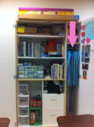 oh anchor charts how do you store