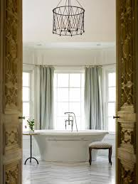 bathroom simple and small bathroom chandelier for above the