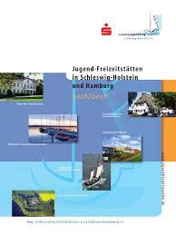 Jugendherberge Bad Oldesloe Landesjugendring Heft 2016 Low Res
