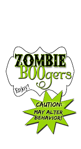 free printable halloween labels serving up some zombie boogers labels free free printable and