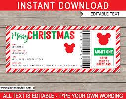 Christmas Party Ticket Christmas Party Ticket Template Passionative Co