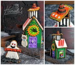 haniela u0027s haunted gingerbread house for halloween