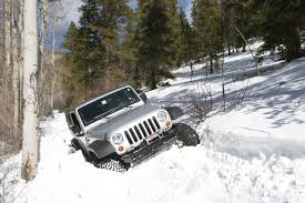 jeep snow meme winter weather driving tips for a southerner