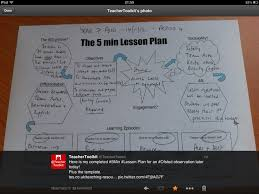 11 best 5 minute lesson plan images on pinterest lesson plans