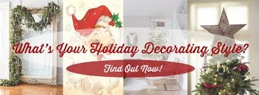what u0027s your holiday decorating style take the quiz to find out