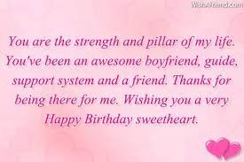 boyfriend birthday card message gangcraft net