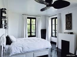 chambre blanc et noir 40 idées déco pour la chambre décoration maisondeco