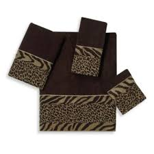 Cheetah Print Bathroom by Buy Cheetah Print Towel From Bed Bath U0026 Beyond