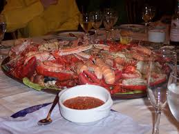 list of seafood dishes wikipedia