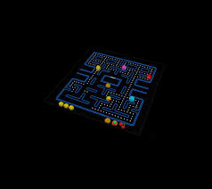 wallpaper dota 2 ipad pacman fever 3d wallpaper 1 in hd for portable by pixeloz on