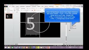 cara membuat power point kelas dunia membuat presentasi menarik di power point slide pembuka youtube
