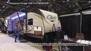 cougar floor plans keystone cougar half ton 28rbswe youtube