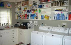Laundry Room Wall Storage Laundry Storage Shelves Laundry Room The Laundry Basket