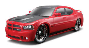 hemi rc dodge charger srt8 w chrome rims
