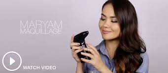 watch this video to see beauty vlogger maryam maquillage transformed with temptu airbrush makeup in minutes