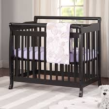 Davinci Emily Mini Crib White Davinci Emily 2 In 1 Mini Crib And Bed Convertible Baby Crib