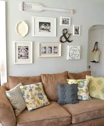 wall decor behind sofa images home wall decoration ideas