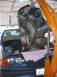 Whats The Best Way To Remove Engine E46fanatics
