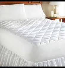 mattress pads bed linen