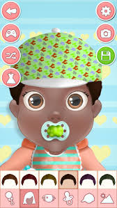 baby dress up games for girls and kids free