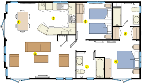 Holiday House Floor Plans Holiday Homes West Sussex The Skylark Lodge