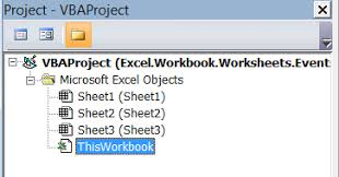 workbook u0026 worksheet events in excel vba u2022 my online training hub