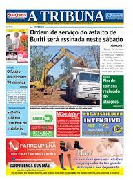 jornal a tribuna 30 de abril e 1 de maio de 2016 by jornal a