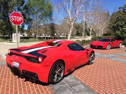 ferrari 488 convertible 488 and 458 speciale aperta convertible photograph by mag autosport