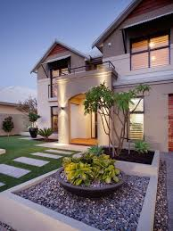Attractive Home Front Yard Design 17 Best Ideas About Front Yard